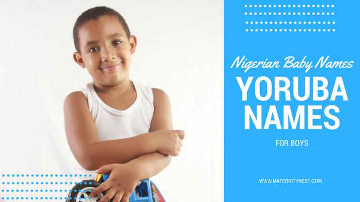 Yoruba Names For Boys Modern Twins Unique Baby Boy